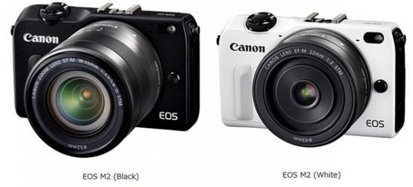 Canon EOS M2 2