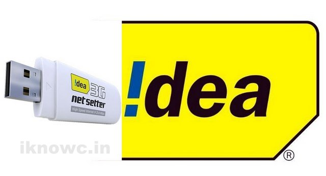 idea netsetter mf677 21 6 mbps 3g dongle modem launched. Black Bedroom Furniture Sets. Home Design Ideas