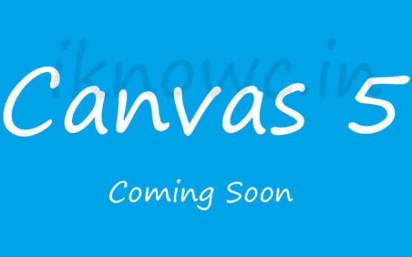 micromax canvas 5 pro