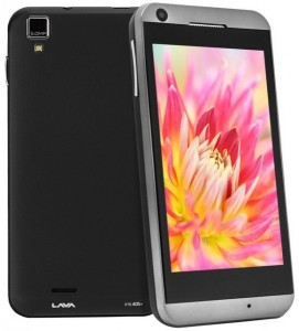 Lava Iris 405+ with 1.3GHz Dual core CPU, coming soon