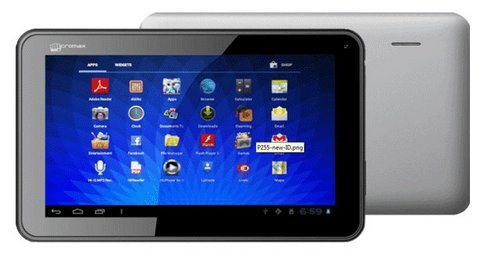 Micromax Funbook P256
