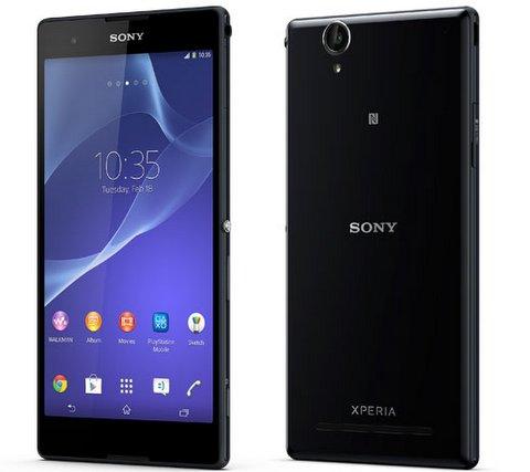 Sony Xperia T2 Ultra dua