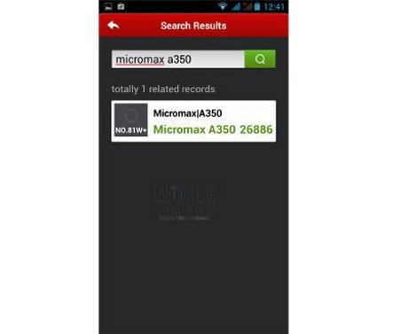 micromax a350 canvas 5 leak benchmarks