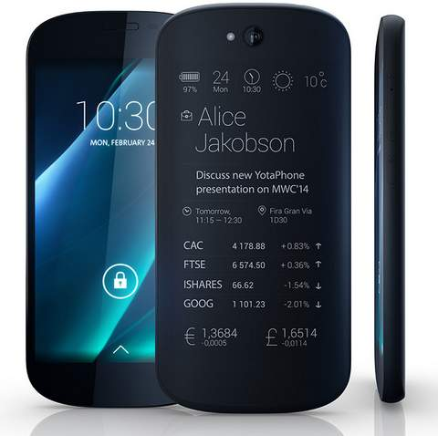 Next Generation YotaPhone