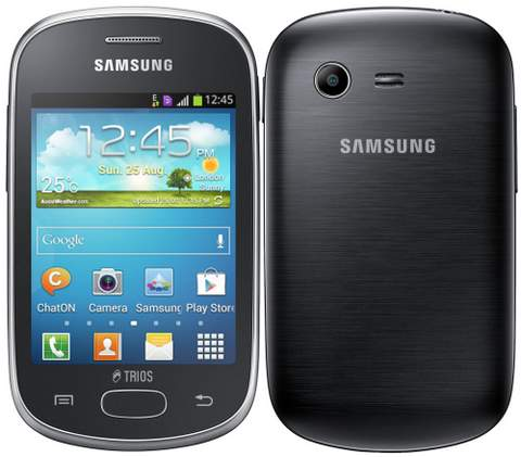 Samsung Galaxy Star Trios GT S5283TABZTO
