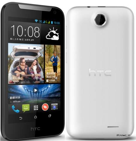 HTC Desire 310w announced in china