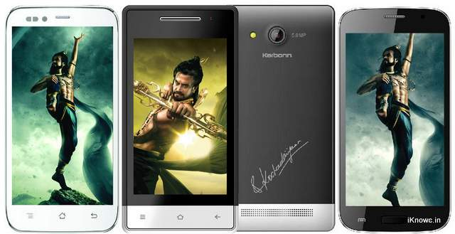 Karbonn titanium S5i A6 Plus and A36 Kochadaiiyaan The-Legend
