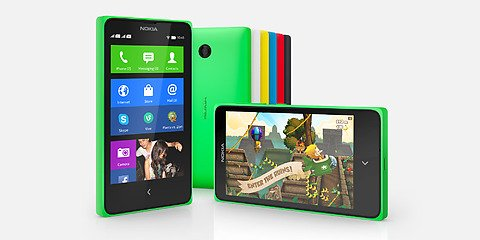 Nokia X Dual SIM launched in India