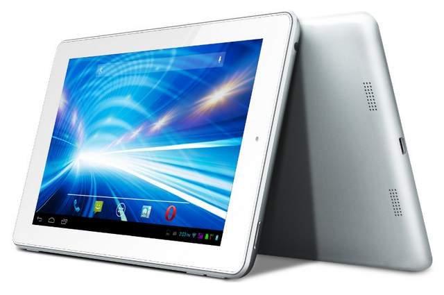 LAVA QPAD e704 review