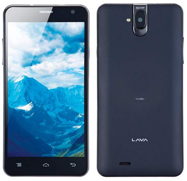 Lava Iris 550Q review
