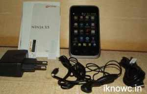 Micromax A54 Ninja3.5 SMARTY Review