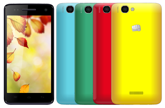 Micromax Canvas 2 Colors A120 review