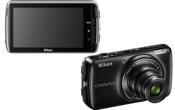 Nikon Coolpix S810c review