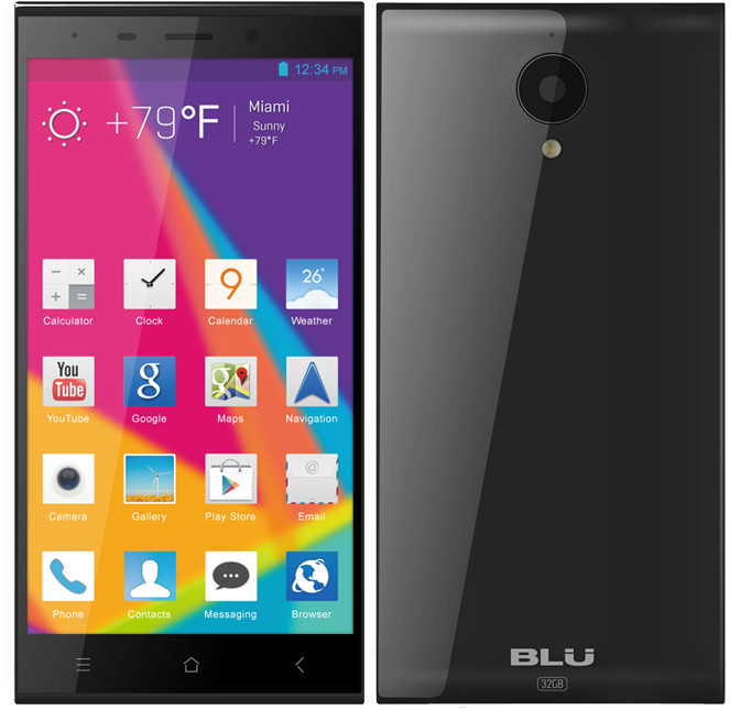 Blu Life Pure XL review