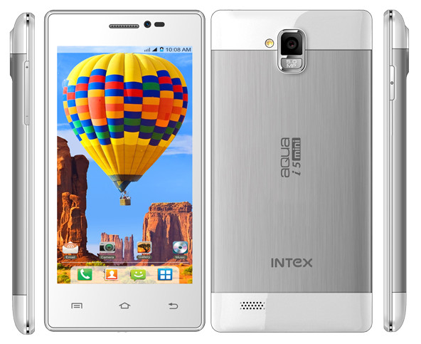 Intex Aqua i5 mini review