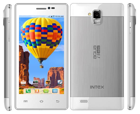 Intex Aqua i5 mini review