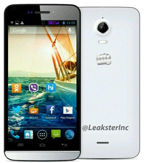 Micromax tegra 41 LTE phone leak review