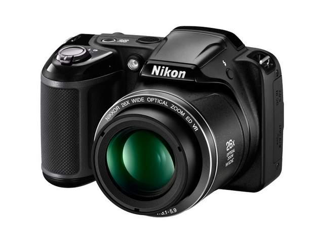 Nikon Coolpix L330 review