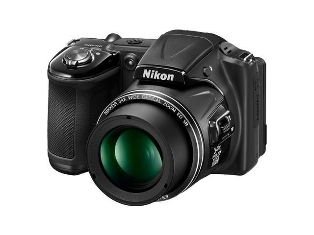 Nikon Coolpix L830 review