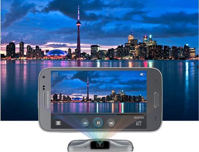 Samsung Galaxy Beam 2 review