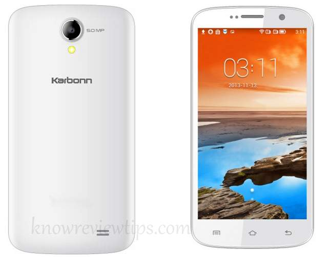 karbonn a25+ plus review
