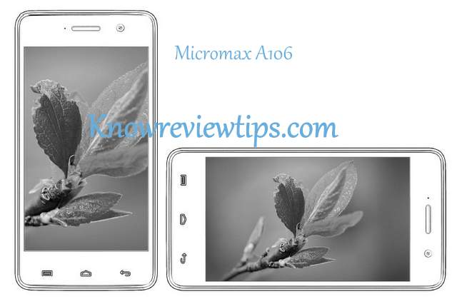 micromax a106 android kitkat specs leaked images