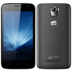 micromax canvas a105 review