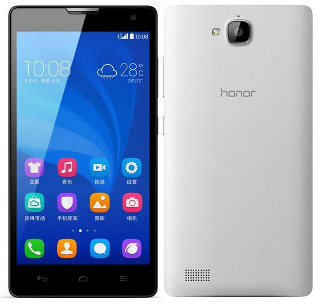Huawei Honor 3C 4G review