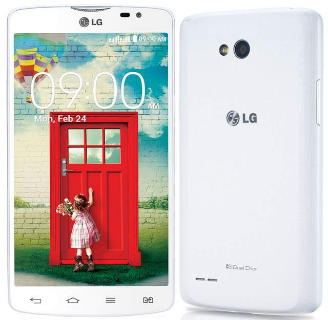 LG L80 Dual sim d380