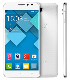 alcatel one touch idol x+ plus