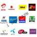 APN Internet Setting for T-mobile, At&T, Verizon, h20, net10, Tata Docomo, BSNL, Idea, Vodafone, Reliance, Airtel, Aircel