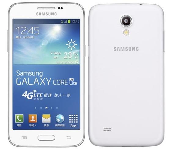 Samsung Galaxy Core Lite LTE -T399