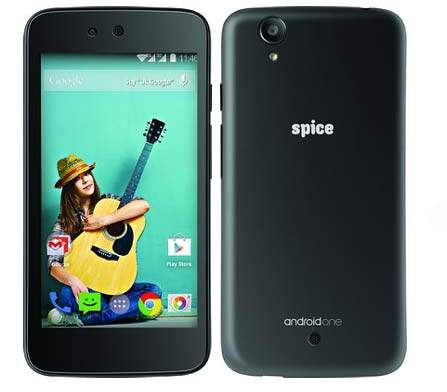 Spice Mi498 Android One Dream UNO