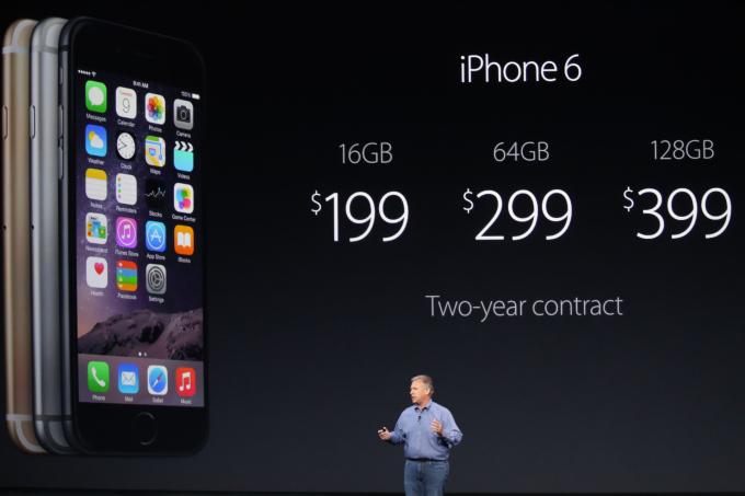 apple iphone 6 +