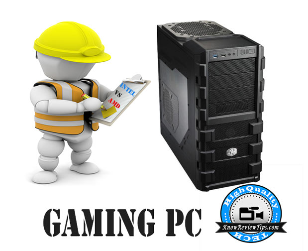 GAMING PC BUILD intel VS AMD