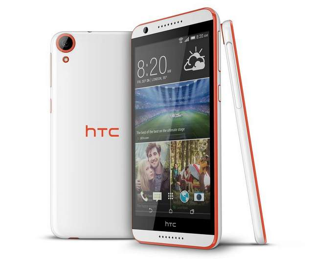 HTC Desire 820 and 820q dual sim