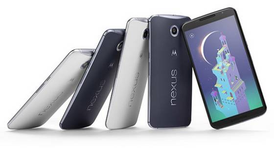 nexus 6 colors