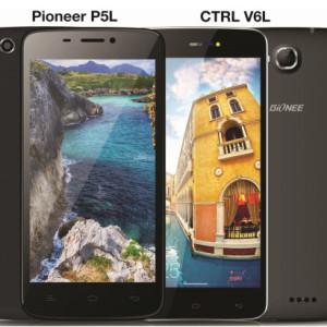 Gionee CTRL V6L LTE 4G