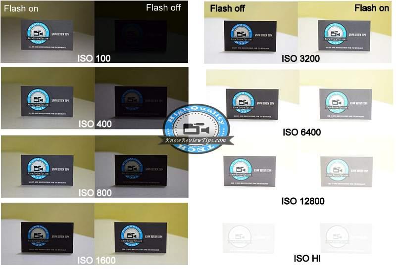 NIKON D3300 ISO TEST