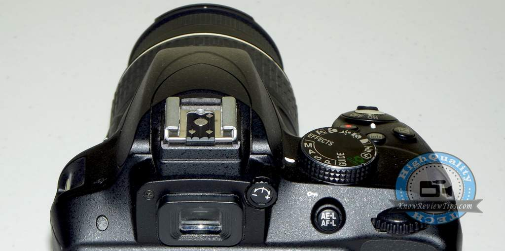 d3300 butons evf