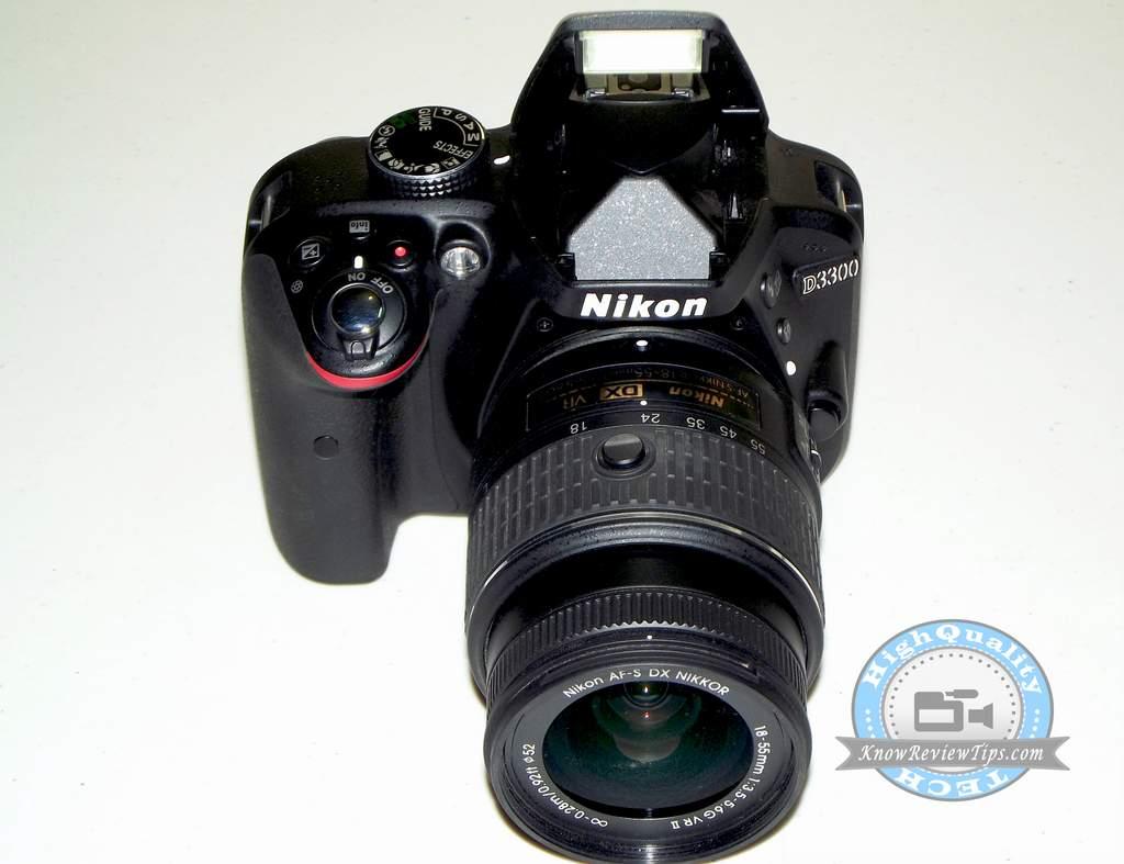 Nikon D3300 + 18-55 VRII + 8GB SD - Câmara Digital ...