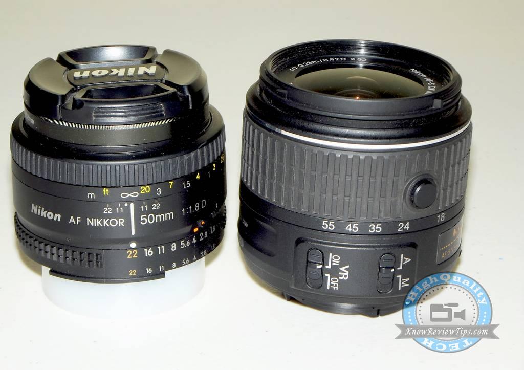 nikon d3300 prime lens kit lens