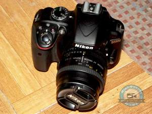 Nikon D3300 Review : The D5300 & Canon t5i Rival