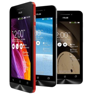 Asus Zenfone C ZC451CG with 1GB RAM announced
