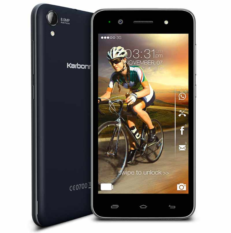 Karbonn K9 Smart Selfie Price in India and Availability