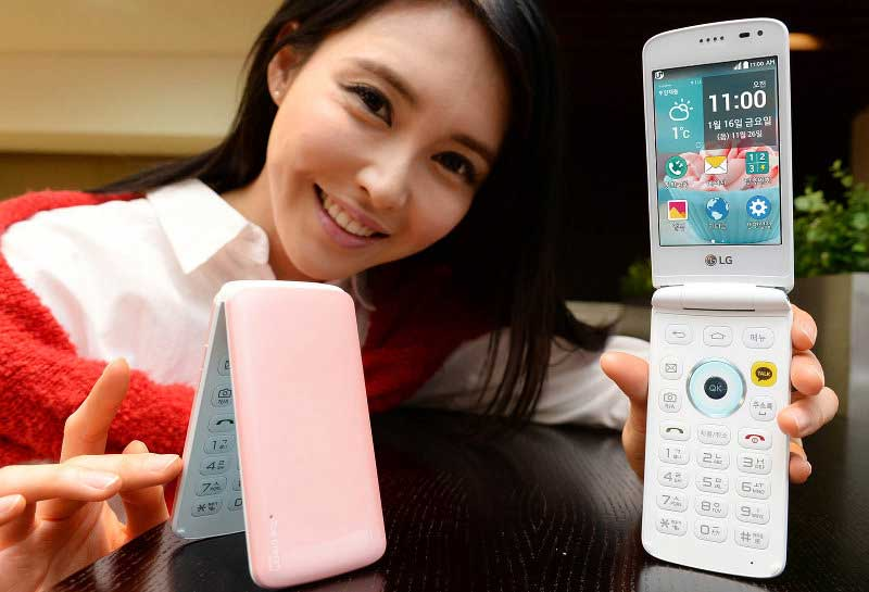 LG Ice Cream Smart F440L