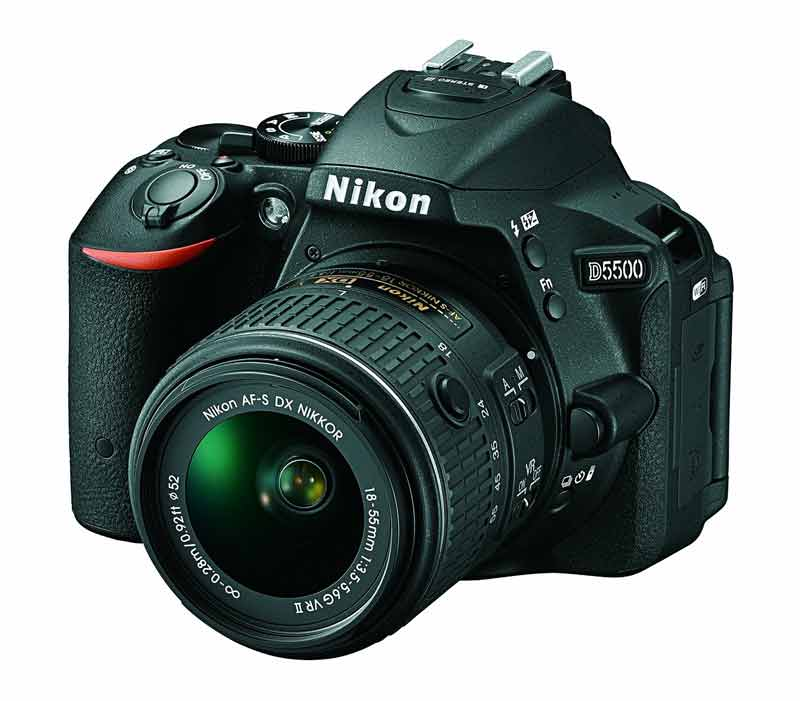 nikon d5500 lens