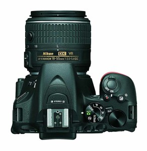 Nikon D5500 24MP DX DSLR with 3.2-inch Monitor Launched