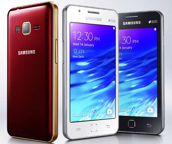 Samsung Z1 SM Z130H