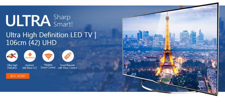 Micromax 42C0050UHD 4K TV